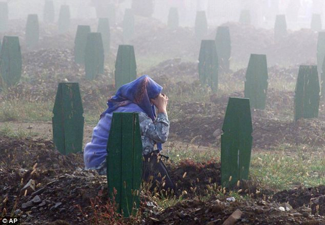 The Bosnian War and Srebrenica Genocide