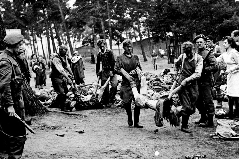 The Holocaust - No Genocide