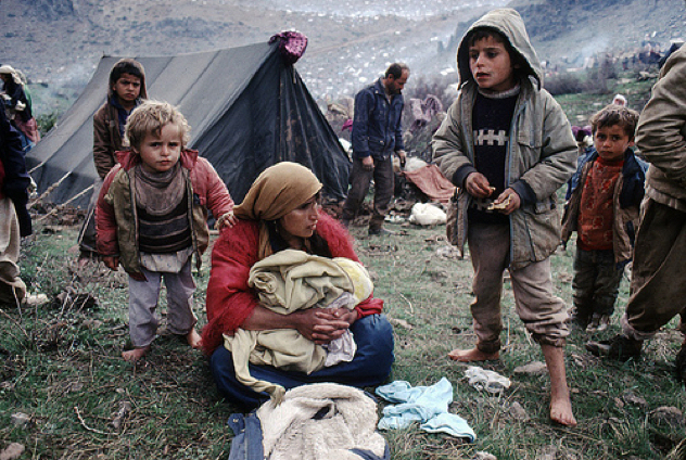 genocide in iraq in 1991 by saddam hussein To this end, the iraqi leader, saddam hussein, appointed his cousin,   following iraq's 1991 defeat in kuwait, the defeated and  human rights  watch, 1993, genocide in iraq: the anfal campaign against the kurds.